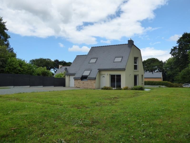Vente maison / villa Pluzunet 151900€ - Photo 1