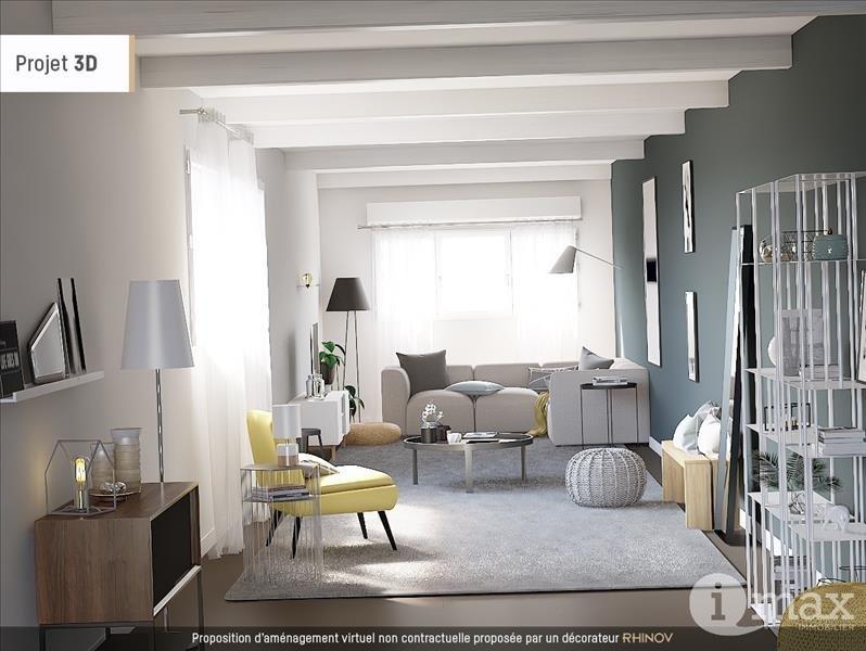Sale house / villa Asnieres sur seine 299000€ - Picture 2