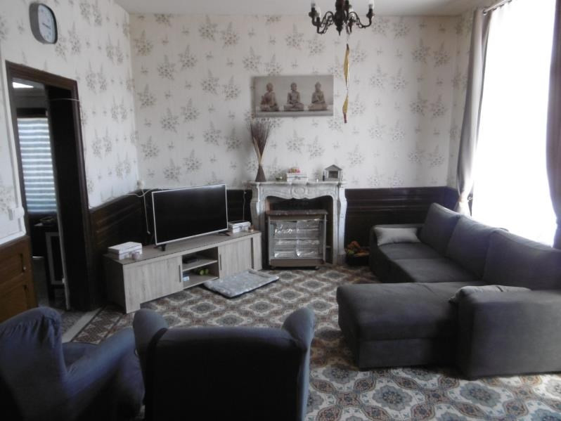 Vente maison / villa Chocques 112000€ - Photo 1
