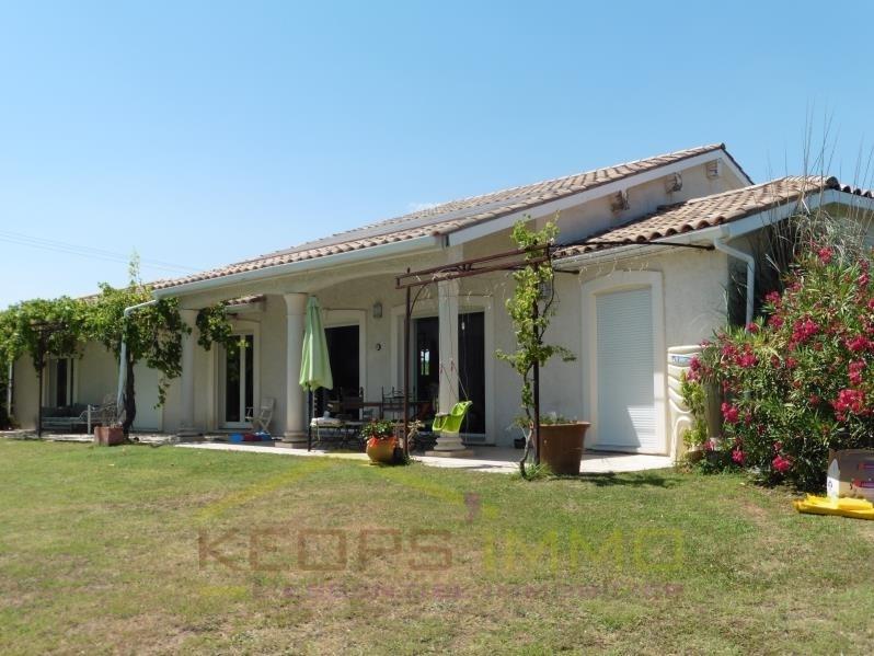 Vente de prestige maison / villa St aunes 865000€ - Photo 1