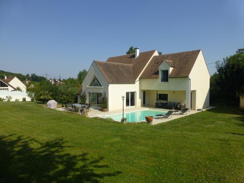 Immobile residenziali di prestigio casa Morainvilliers 1190000€ - Fotografia 1