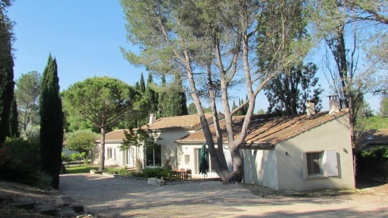 Vente de prestige maison / villa Fontvieille 900000€ - Photo 1