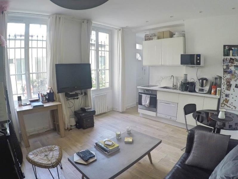 Vente appartement Paris 11ème 369 000€ - Photo 1