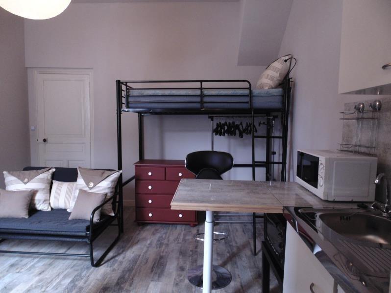 Rental apartment Mazamet 290€ CC - Picture 1