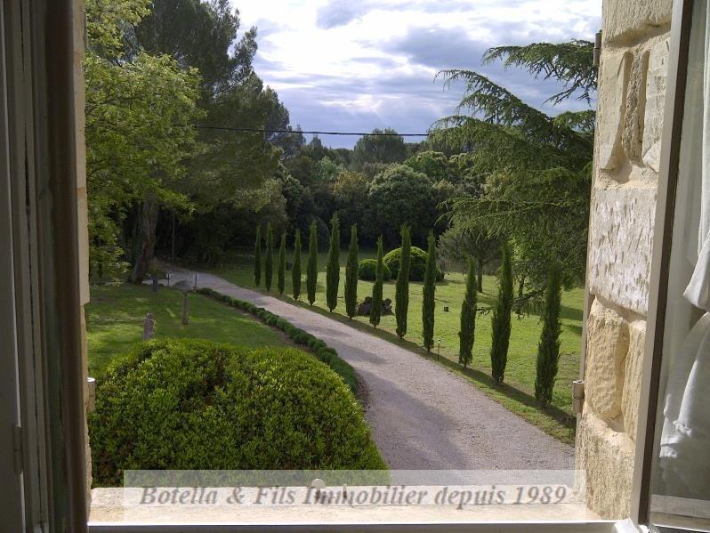 Vente de prestige maison / villa Uzes 2200000€ - Photo 12