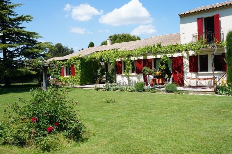 Immobile residenziali di prestigio casa St remy de provence 1155000€ - Fotografia 3
