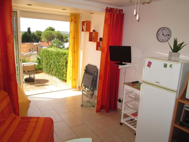 Sale apartment Balaruc les bains 117000€ - Picture 3