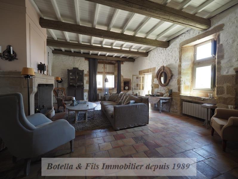 Vente de prestige maison / villa Uzes 2200000€ - Photo 5