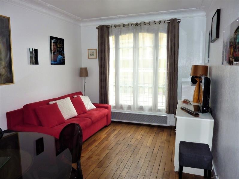 Verkoop  appartement Courbevoie 334500€ - Foto 1