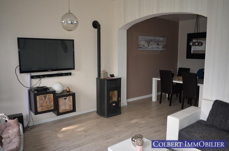 Vente maison / villa Brienon sur armancon 126000€ - Photo 2