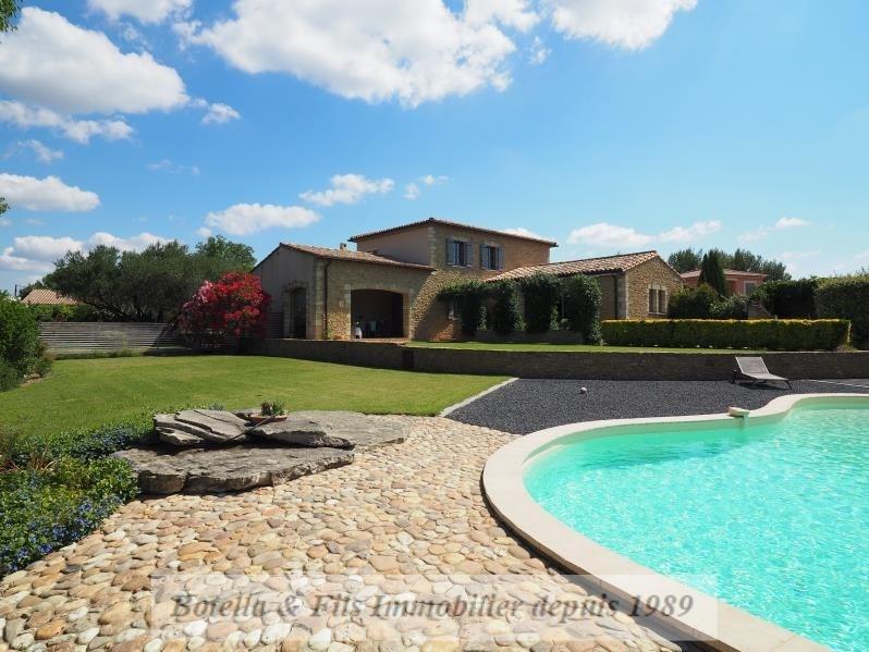 Immobile residenziali di prestigio casa Uzes 890000€ - Fotografia 2