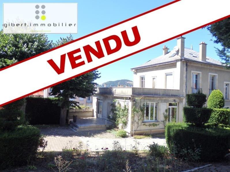 Sale house / villa Le puy en velay 390000€ - Picture 1
