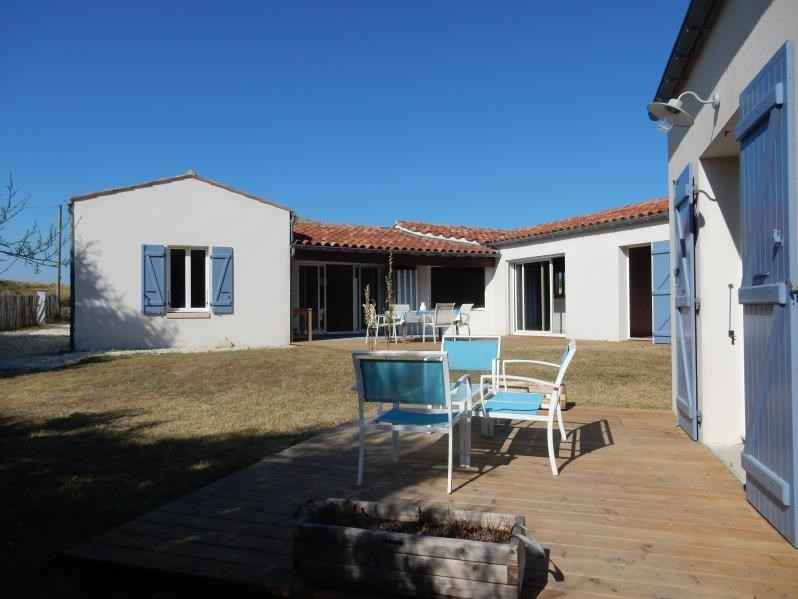 Vente maison / villa St pierre d oleron 498000€ - Photo 1