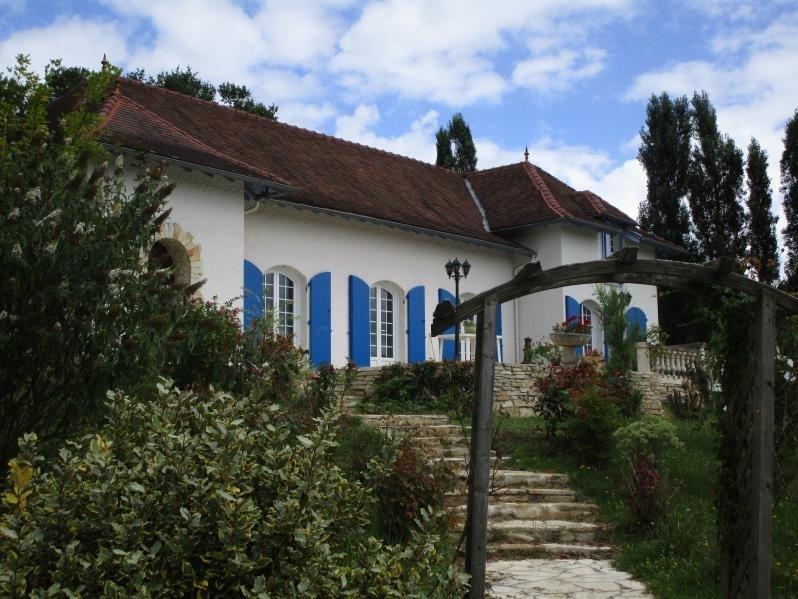 Vente de prestige maison / villa Fargues st hilaire 818000€ - Photo 1