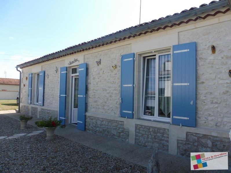 Vente maison / villa Meschers sur gironde 231000€ - Photo 1