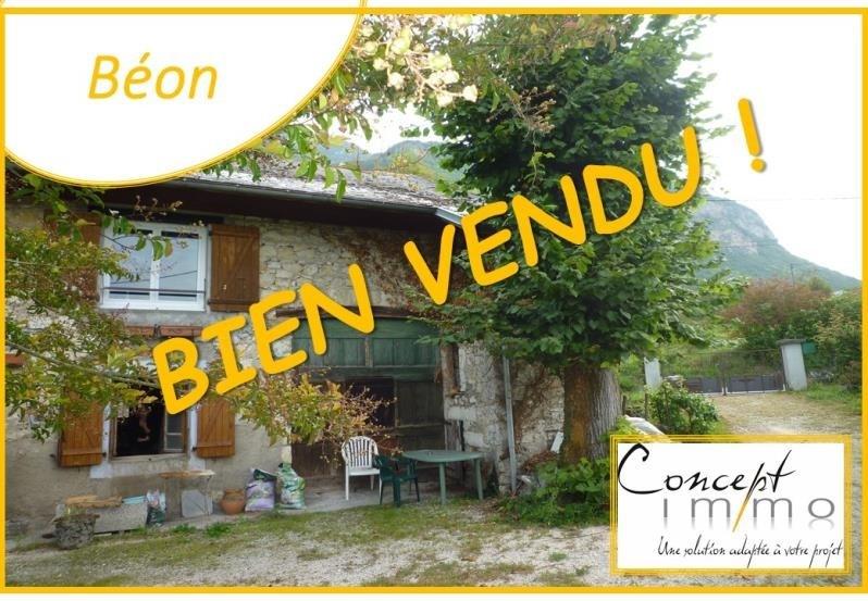Sale house / villa Beon 97000€ - Picture 1