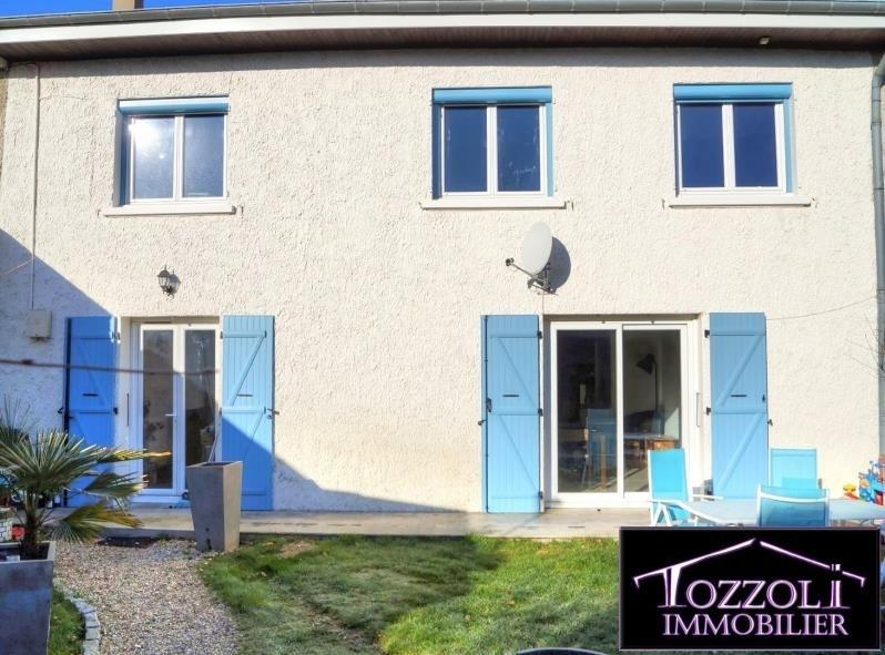 Vente maison / villa Villefontaine 202000€ - Photo 1
