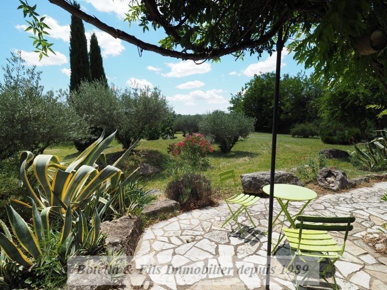 Vente de prestige maison / villa Goudargues 526000€ - Photo 13