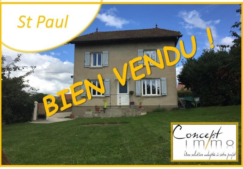 Vendita casa Yenne 180000€ - Fotografia 1