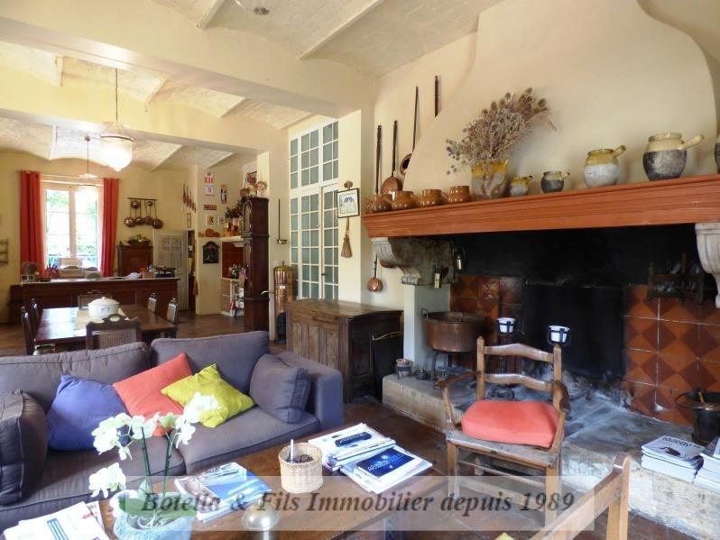 Verkoop van prestige  huis Uzes 789500€ - Foto 5
