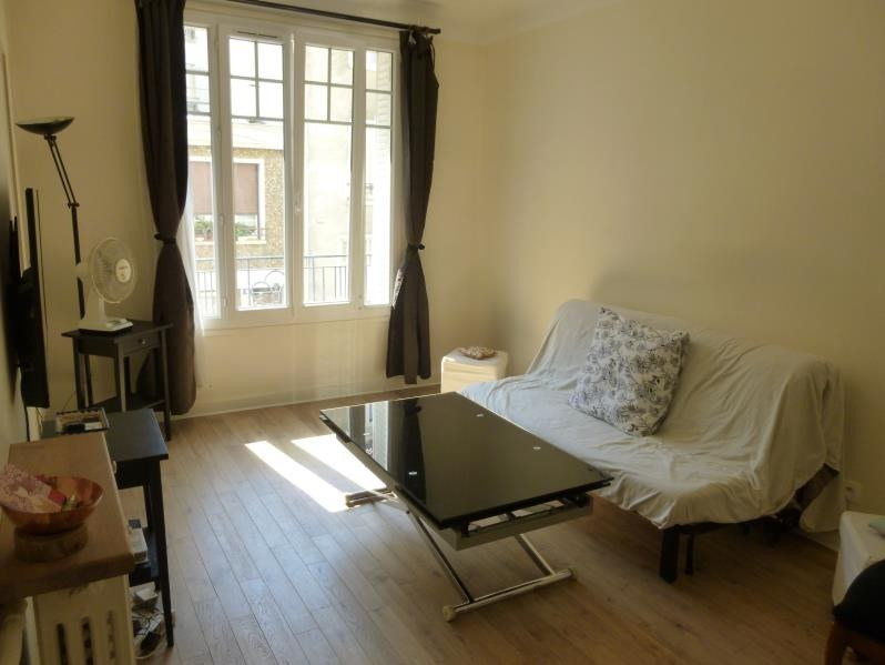 Sale apartment Paris 20ème 260 000€ - Picture 2