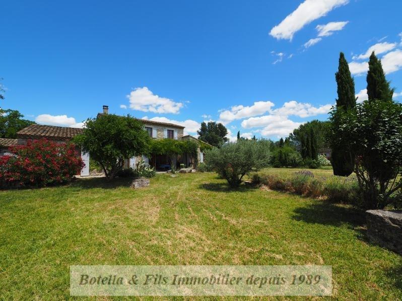 Vente de prestige maison / villa Goudargues 526000€ - Photo 14