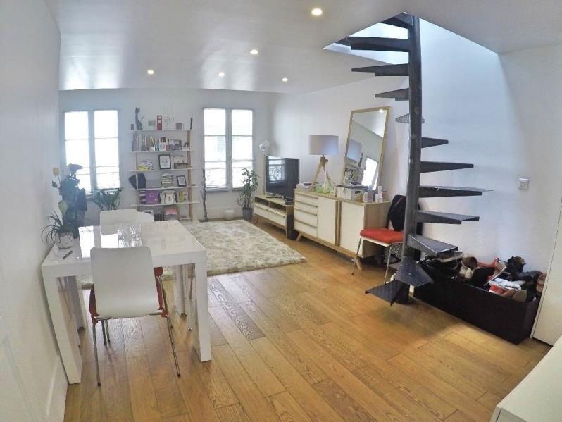 Sale apartment Paris 11ème 599000€ - Picture 1