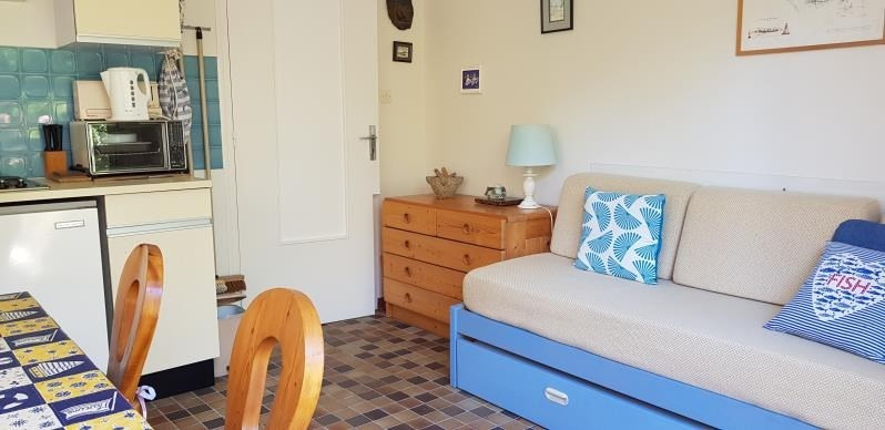 Vente appartement Fouesnant 73440€ - Photo 2