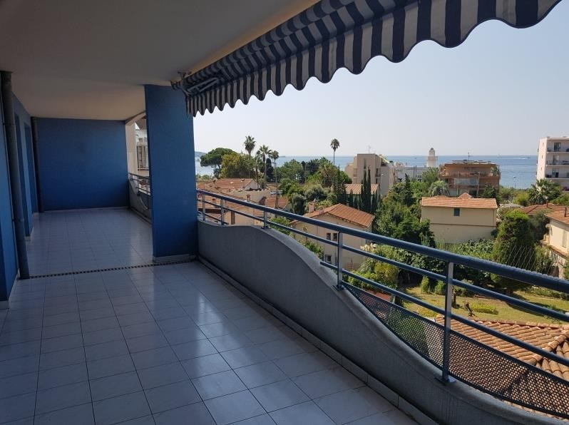 Vente appartement Juan les pins 508 800€ - Photo 1
