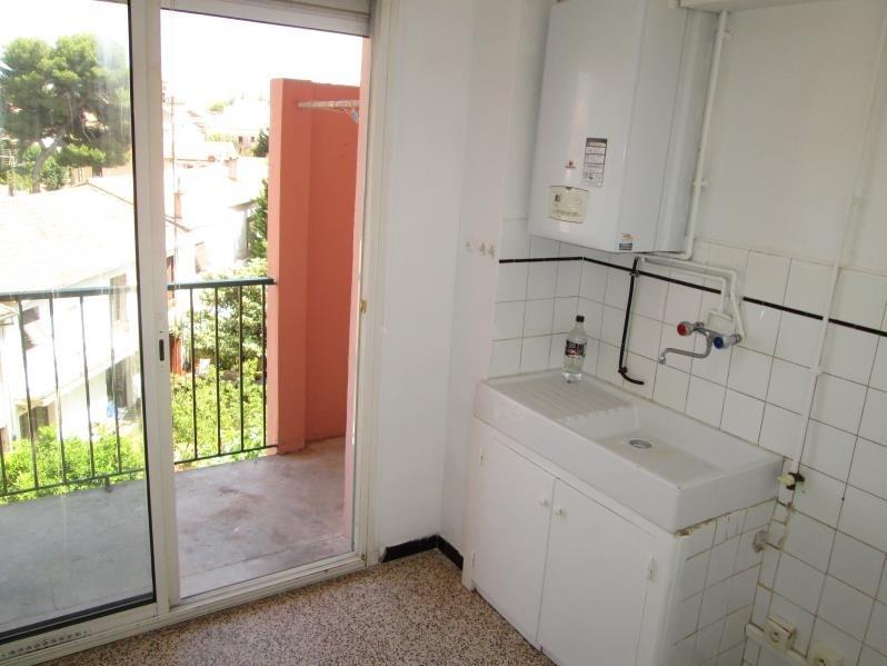 Vente appartement Sete 140400€ - Photo 3
