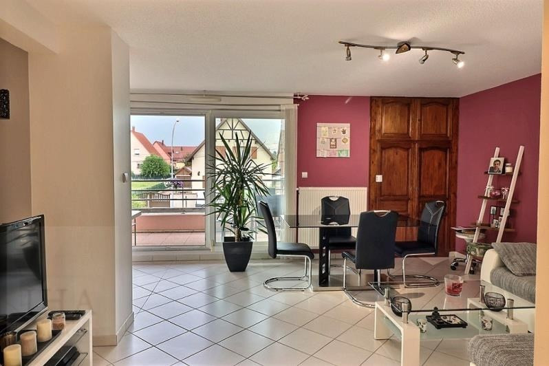 Sale apartment Erstein 191000€ - Picture 1