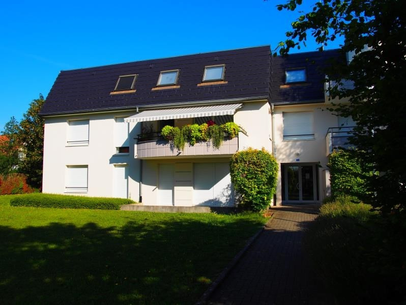 Rental apartment Mittelhausbergen 990€ CC - Picture 1
