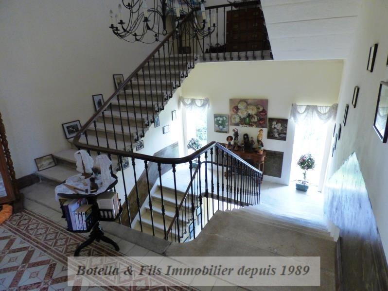 Verkoop van prestige  huis Uzes 789500€ - Foto 7