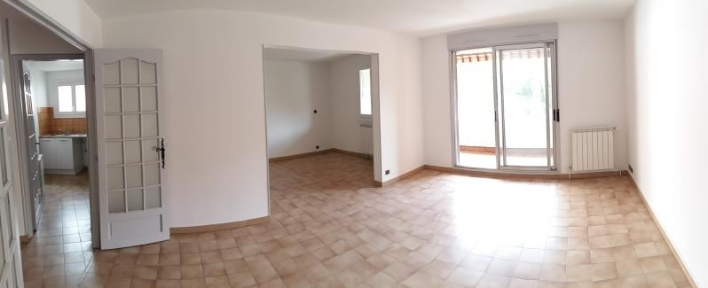 Rental apartment Nimes 700€ CC - Picture 1