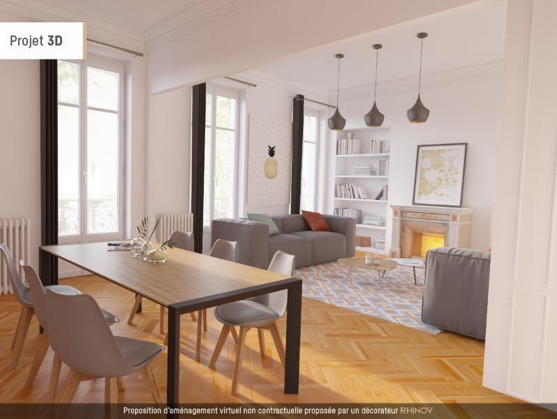 Location appartement Lyon 6ème 2805€ CC - Photo 1