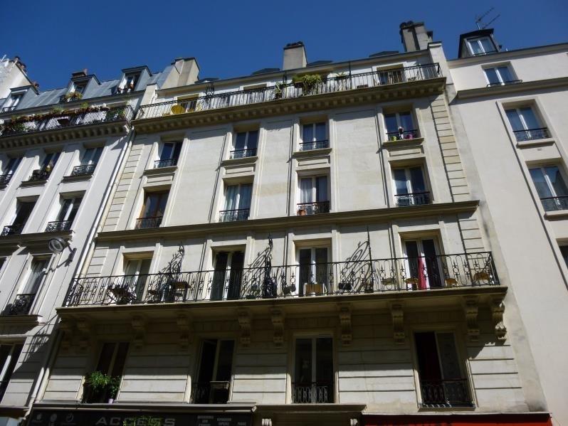 Sale apartment Paris 10ème 550000€ - Picture 1