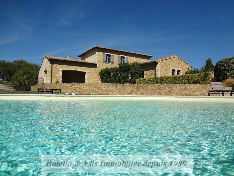 Immobile residenziali di prestigio casa Uzes 890000€ - Fotografia 13