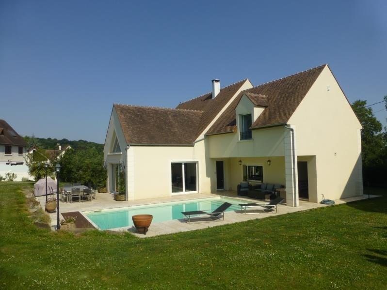 Immobile residenziali di prestigio casa Morainvilliers 1190000€ - Fotografia 15