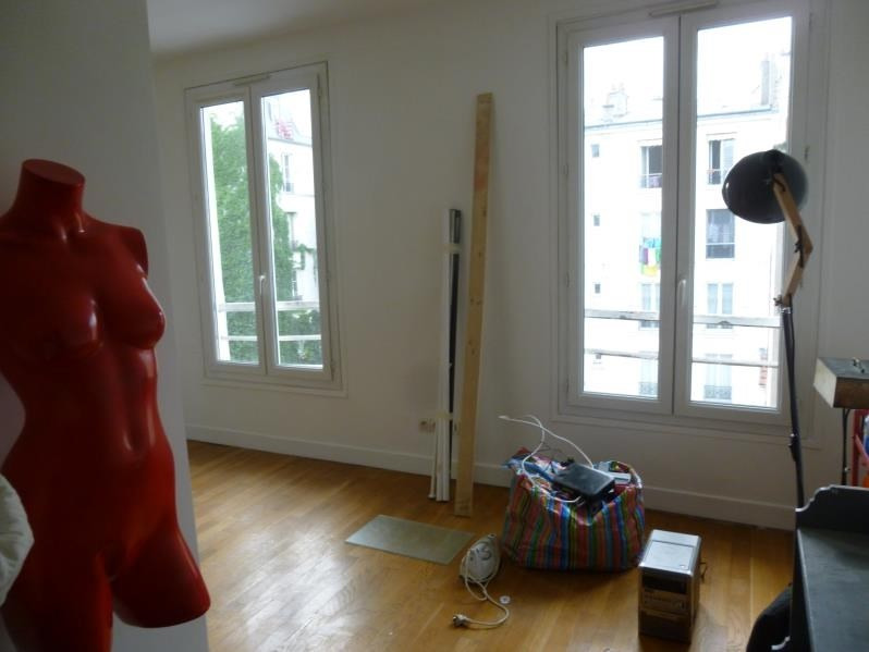 Sale apartment Paris 11ème 250 000€ - Picture 2