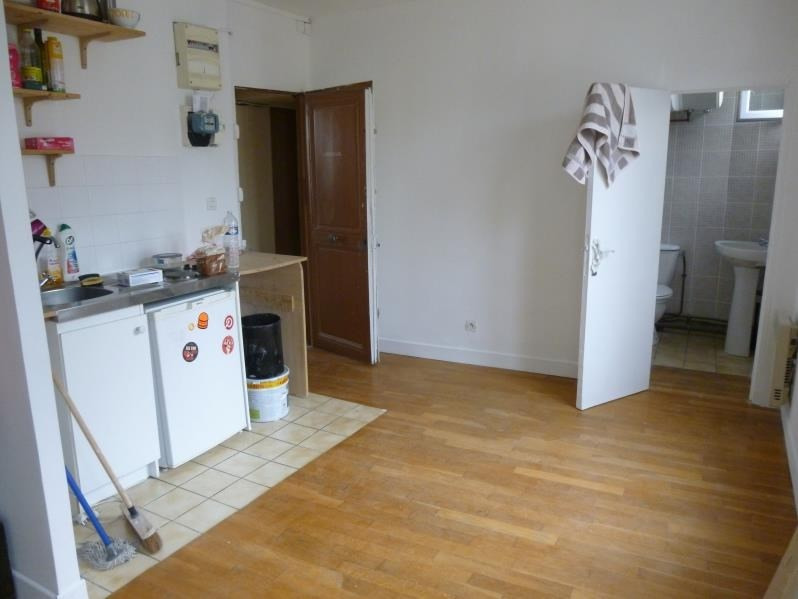 Sale apartment Paris 11ème 250 000€ - Picture 1