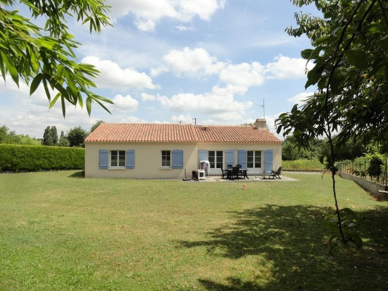 Vente maison / villa Clisson 289900€ - Photo 2