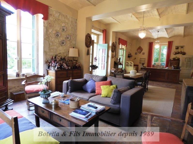 Verkoop van prestige  huis Uzes 789500€ - Foto 6