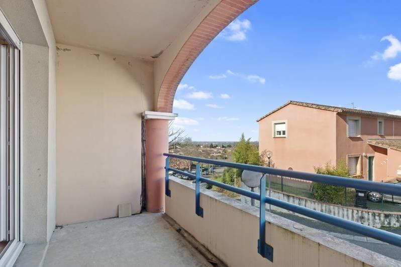 Rental apartment L union 475€ CC - Picture 1