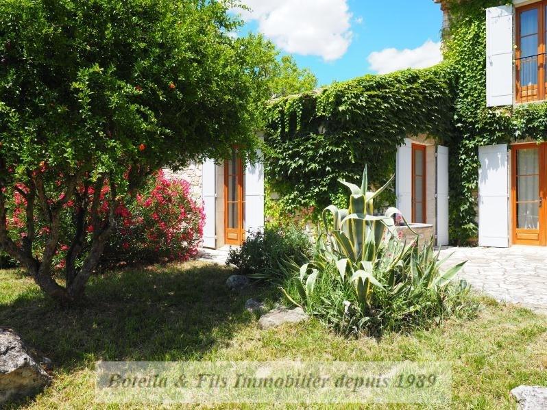 Vente de prestige maison / villa Goudargues 526000€ - Photo 6
