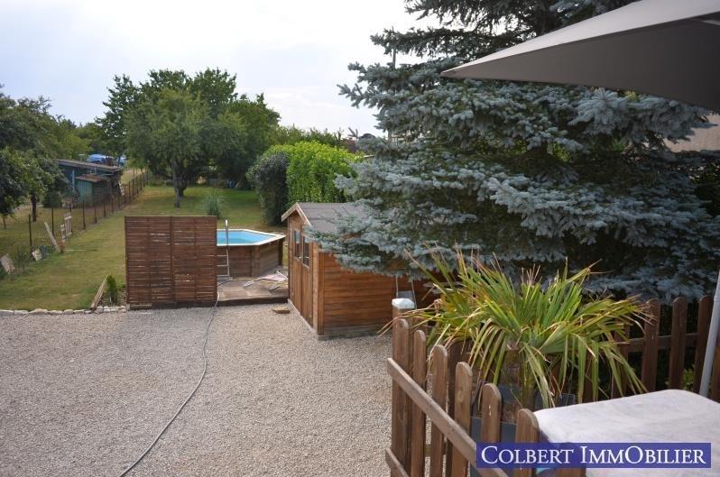 Vente maison / villa Brienon sur armancon 126000€ - Photo 1