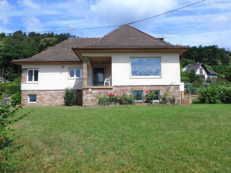 Verkauf haus Dossenheim-sur-zinsel 299500€ - Fotografie 1