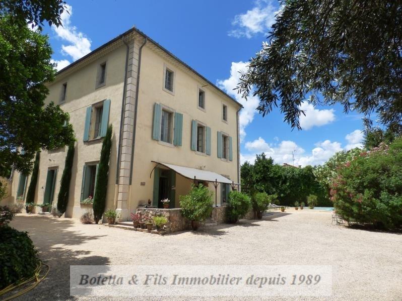 Verkoop van prestige  huis Uzes 789500€ - Foto 15