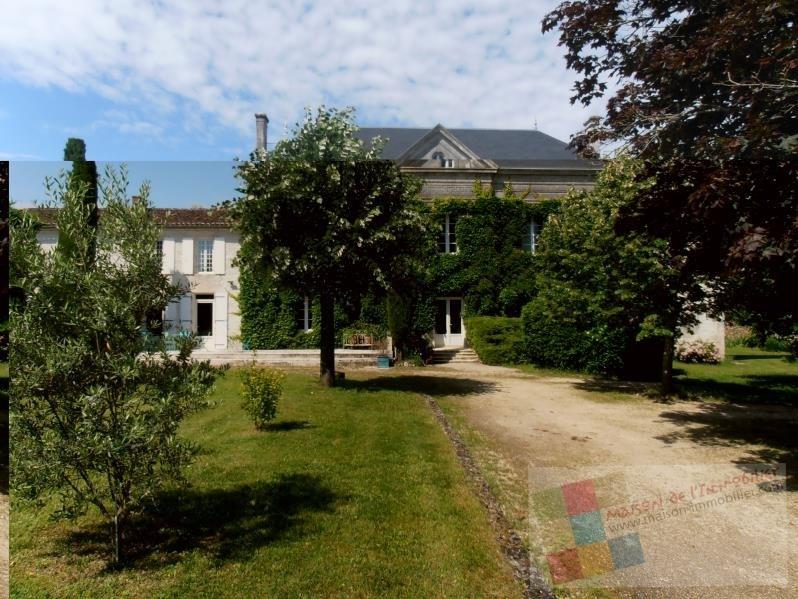 Vente de prestige maison / villa Jarnac champagne 609000€ - Photo 2