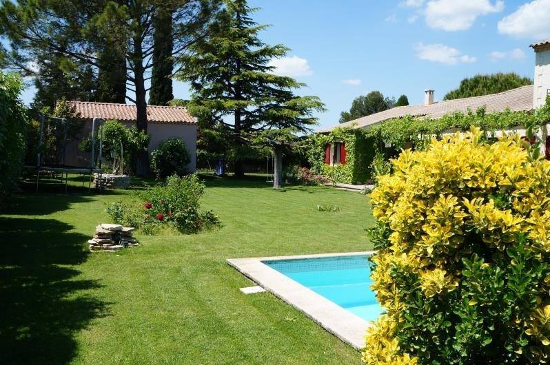 Immobile residenziali di prestigio casa St remy de provence 1155000€ - Fotografia 2