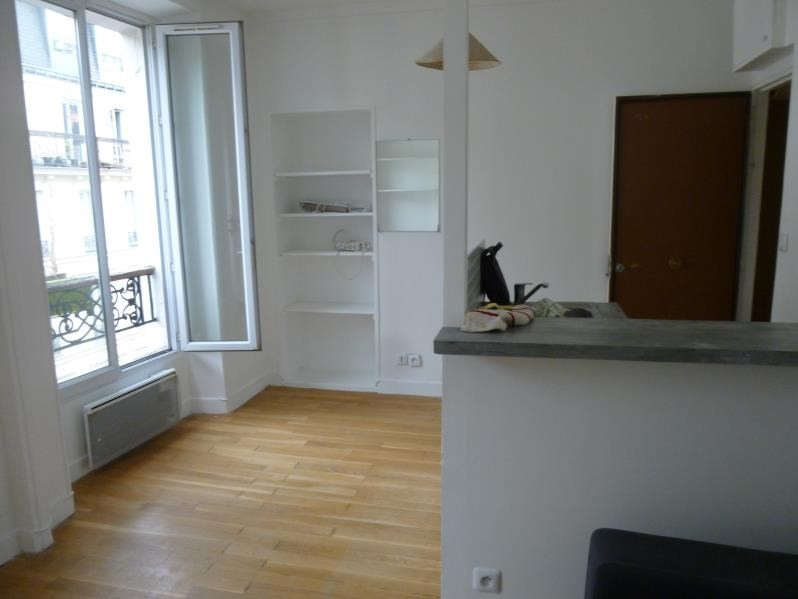 Sale apartment Paris 11ème 240 000€ - Picture 1